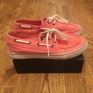 SPERRY Top Sider Bahama Coral Women's Boat Shoes